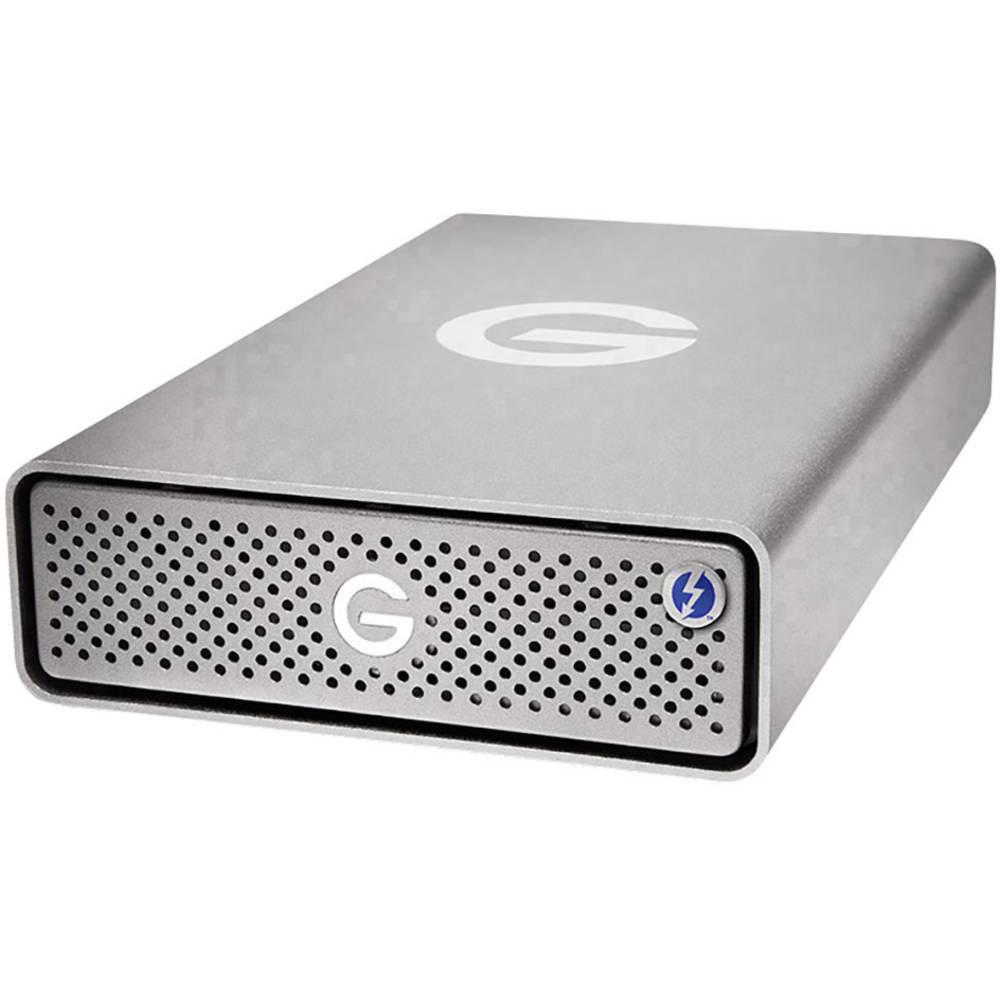 G-Technology G-DRIVE Pro SSD 3.84 TB Extern SSD-disk Thunderbolt 3 Silver 0G10286
