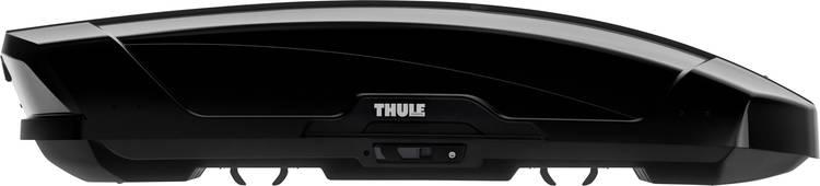 Dakkoffer Thule Motion XT L Black 450 l Zwart
