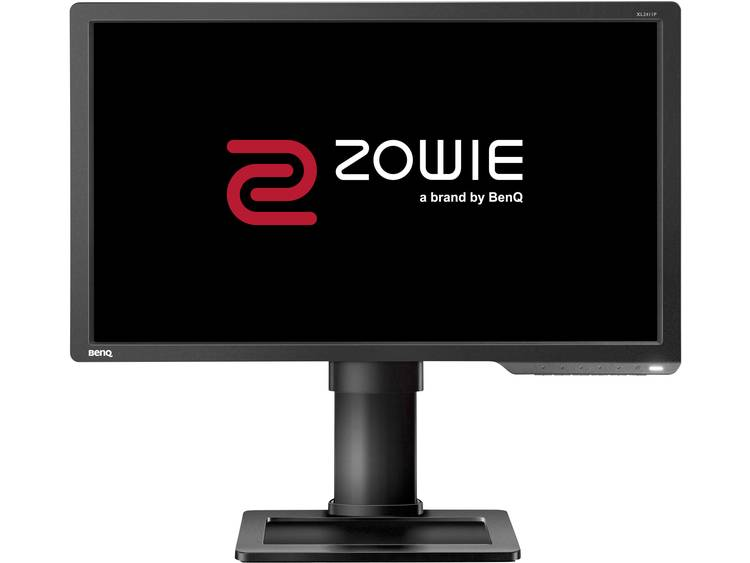 LED-monitor 61 cm (24 inch) Zowie XL2411P Energielabel B 1920 x 1080 pix Full HD 1 ms HDMI, DVI, DisplayPort, Hoofdtelefoon (3.5 mm jackplug) TN LED