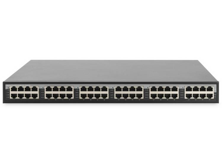 Digitus Professional DN 95117 PoE injector IEEE 802.3af 12.95 W IEEE 802.3at