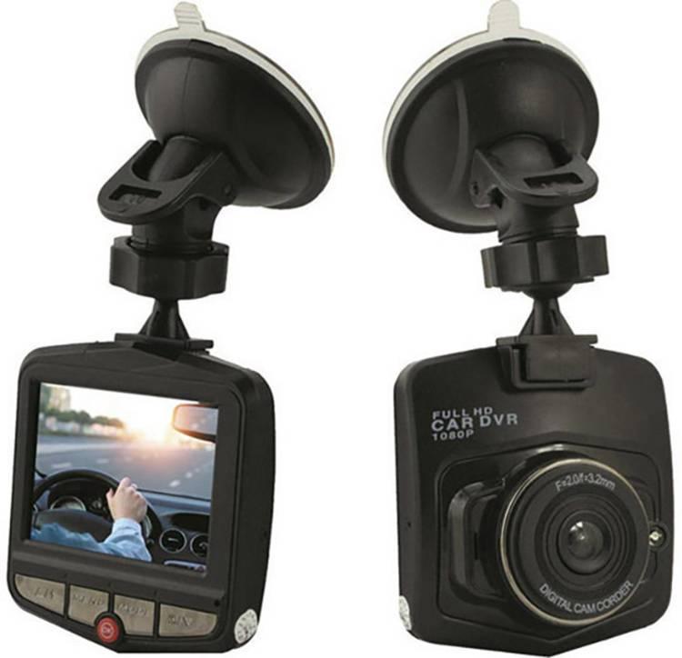 Denver CCT-1210 Dashcam Kijkhoek horizontaal (max.): 120  12 V Microfoon
