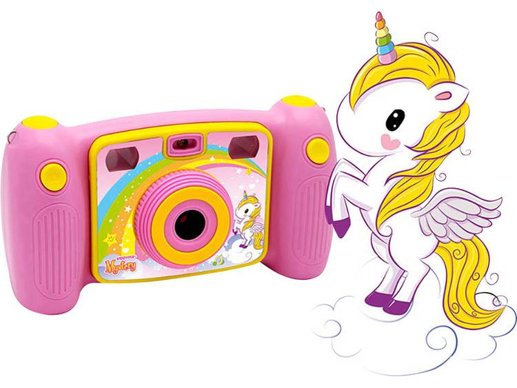 Easypix Kiddypix Mystery Digitale camera 5 Mpix Roze Full-HD video-opname