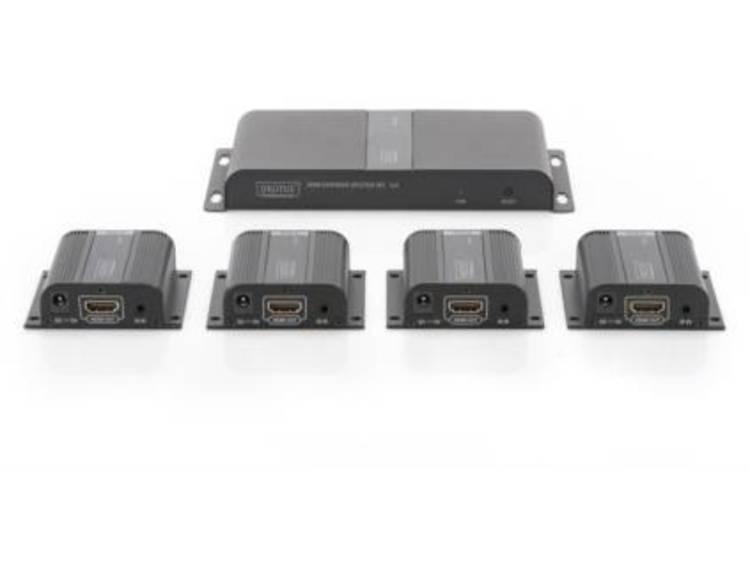 HDMI Extender verlenging via netwerkkabel RJ45 Digitus Professional DS 55303 4