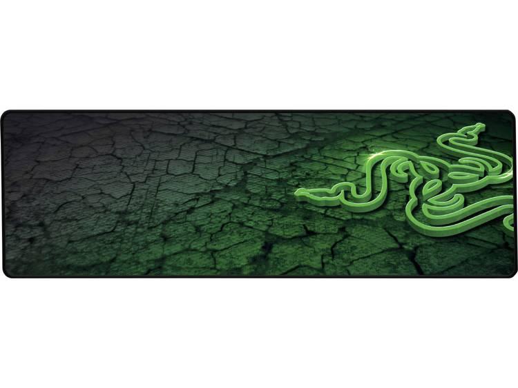 Gaming muismat Razer Goliathus Control Frissure Edition Zwart-groen