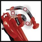Einhell elektrische bladzuiger GC-EL 3000 E