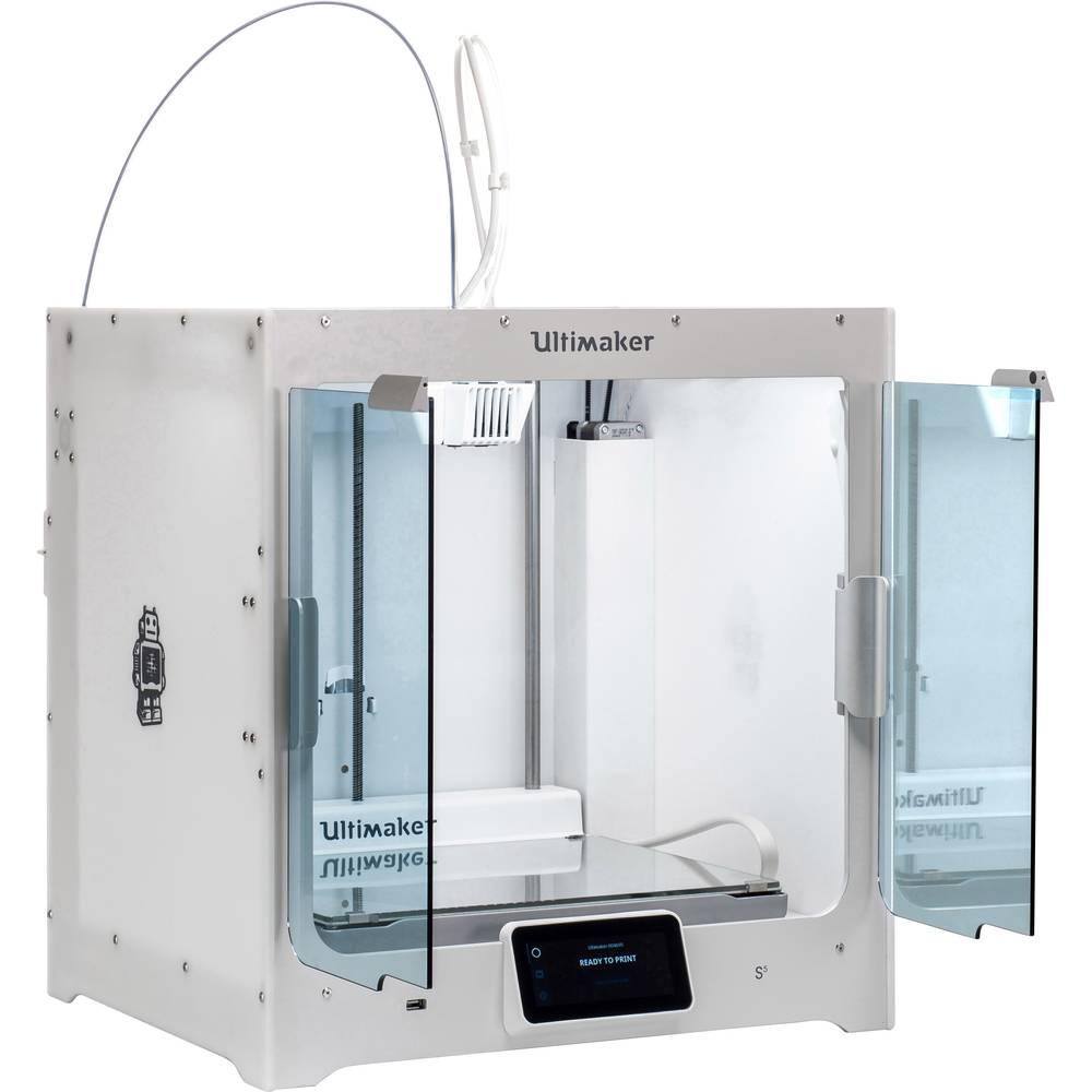 3D-skrivare Ultimaker S5 Dubbelmunstyckesystem (Dual Extruder)