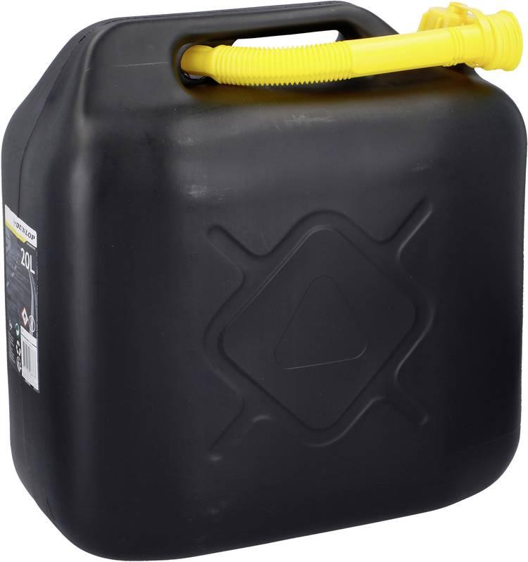 Image of Jerrycan voor benzine Dunlop 06878 (l x b x h) 390 x 360 x 160 mm
