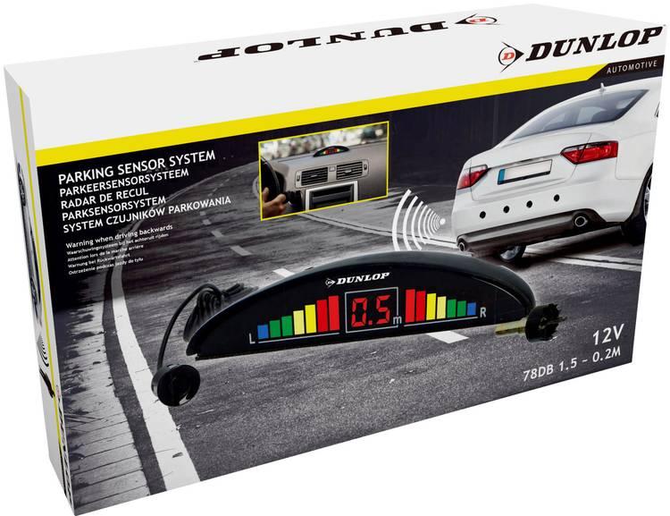 Image of Dunlop Kabelgebonden parkeersensoren Achterkant
