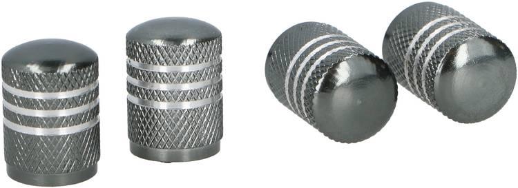Image of Ventielkap Dunlop Zilver-grijs