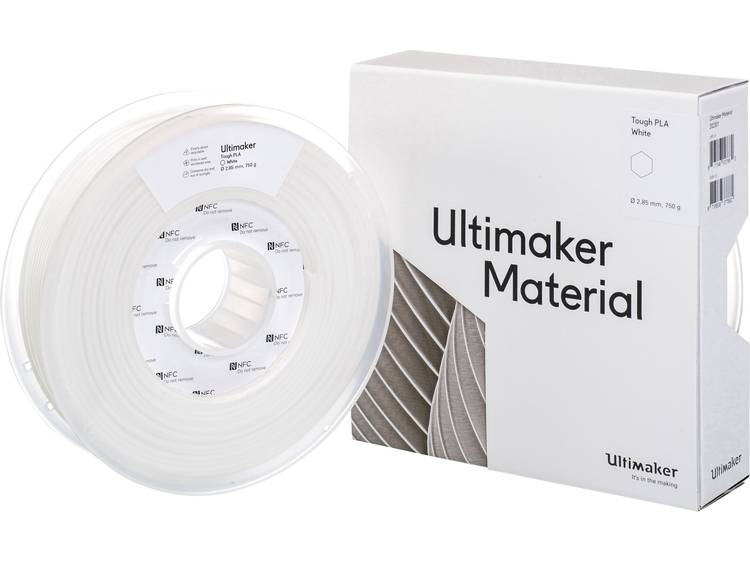 Filament Ultimaker 202301 2.85 mm Wit 750 g