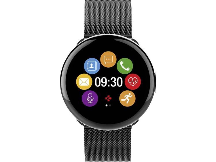MyKronoz ZeRound2 HR elite smartwatch zwart