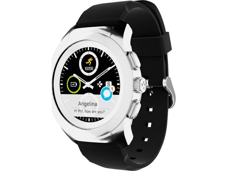 MyKronoz ZeTime hybrid smartwatch original 44mm zwart