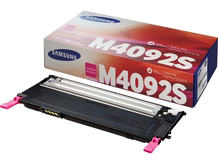 Samsung Tonercassette CLT M4092S SU272A Origineel Magenta 1000 bladzijden