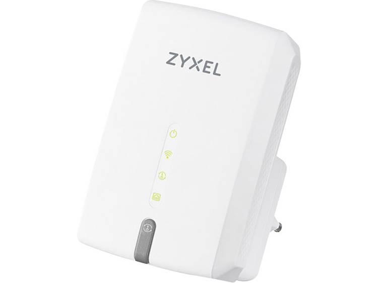 ZyXEL WRE6602 WiFi versterker 1.2 Gbit/s 2.4 GHz, 5 GHz