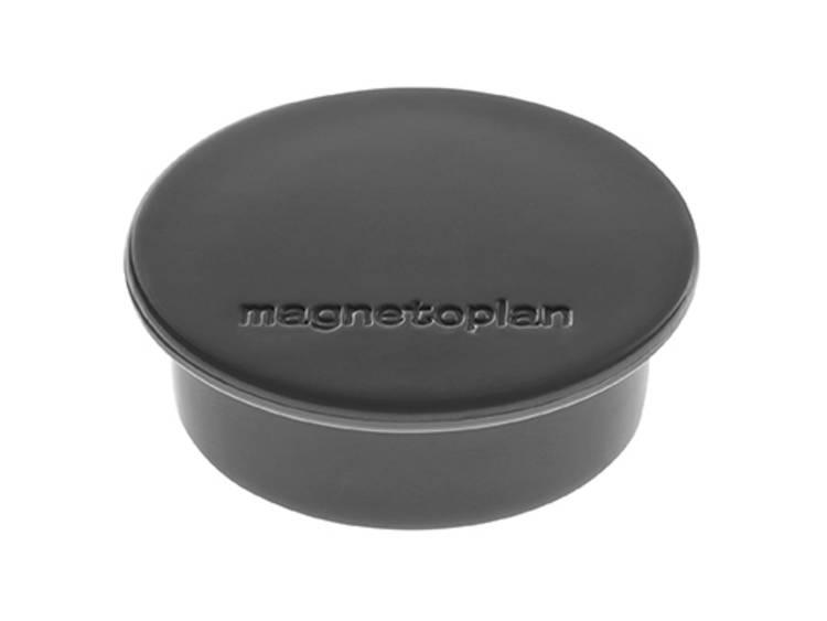 Magnetoplan Discofix Color (Ã x h) 40 mm x 13 mm rond Zwart 10 stuks 1662012