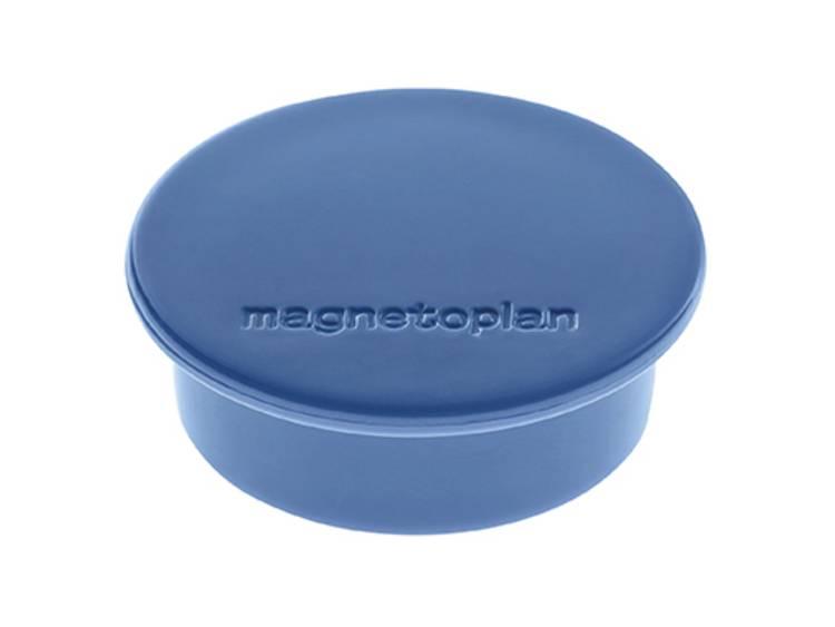 Magnetoplan Discofix Color (Ã x h) 40 mm x 13 mm rond Donkerblauw 10 stuks 1662014