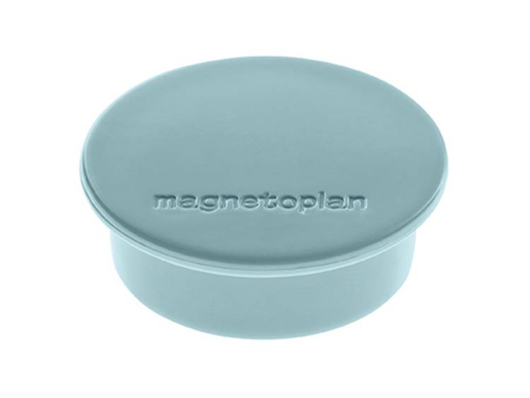 Magnetoplan Discofix Color (Ã x h) 40 mm x 13 mm rond Blauw 10 stuks 1662003