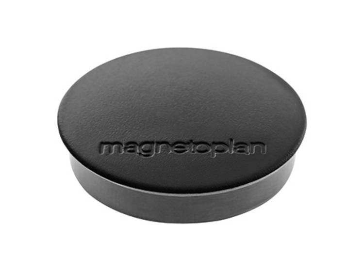 Magnetoplan Discofix Standard (Ã x h) 30 mm x 8 mm rond Zwart 10 stuks 1664212