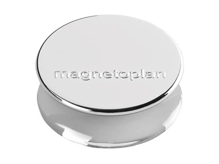 Magnetoplan Ergo Large (Ã x h) 34 mm x 12.5 mm rond Zilver 10 stuks 1665032