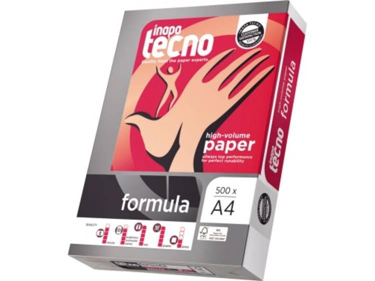 Printpapier Inapa Tecno formula 020707510011 DIN A4 75 g/m² 500 vellen Wit