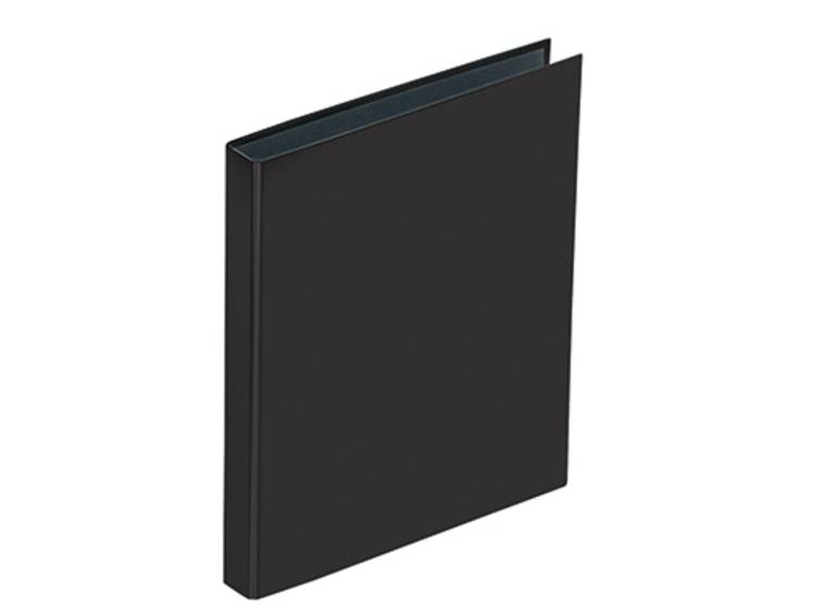 PAGNA Basic Colours Zwart 4 ringen 20605-01