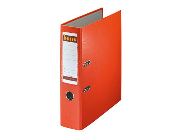 Bene ATT.NUM.BACK_WIDTH: 80 mm Oranje 2 beugels 291400 OR
