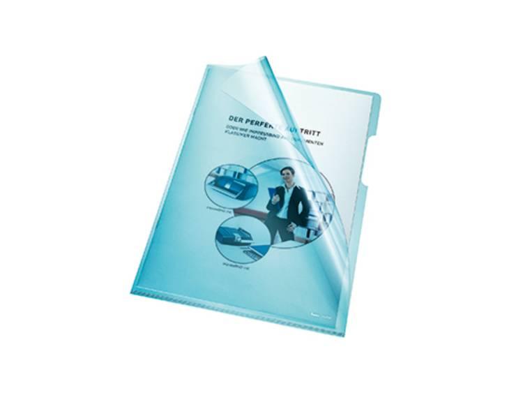 Bene PVC 0.15 mm Blauw (helder) 205000BL 100 stuks