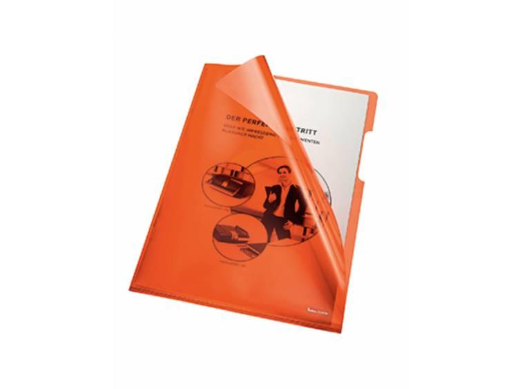 Bene PVC 0.15 mm Oranje (transparant) 205000OR 100 stuks