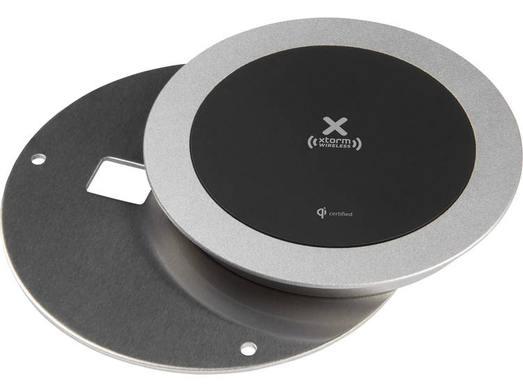 Xtorm BU107 Binnen Zwart, Zilver oplader voor mobiele apparatuur