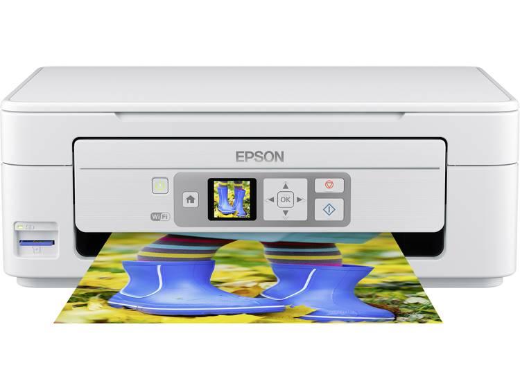 Epson Expression Home XP 355 Multifunctionele inkjetprinter Printen Kopiëren S