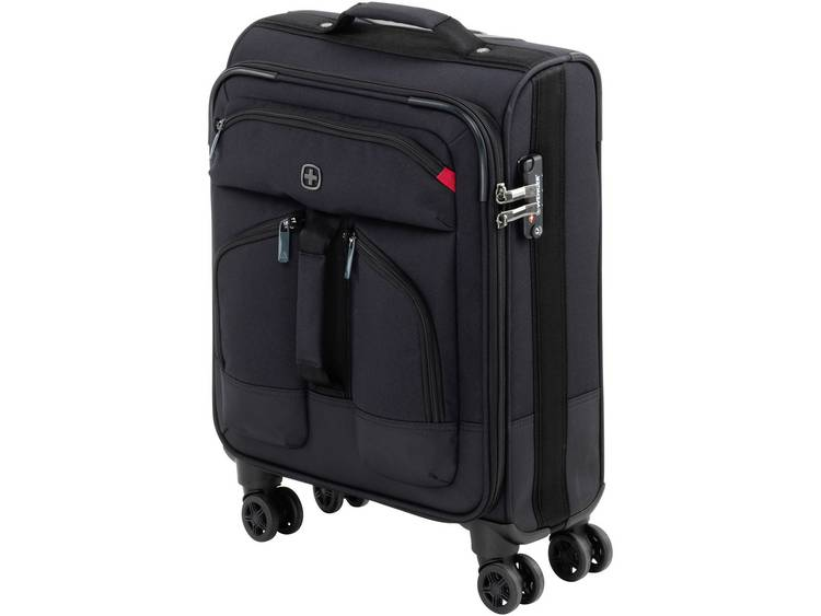 Wenger Deputy Softside Laptop trolley Zwart