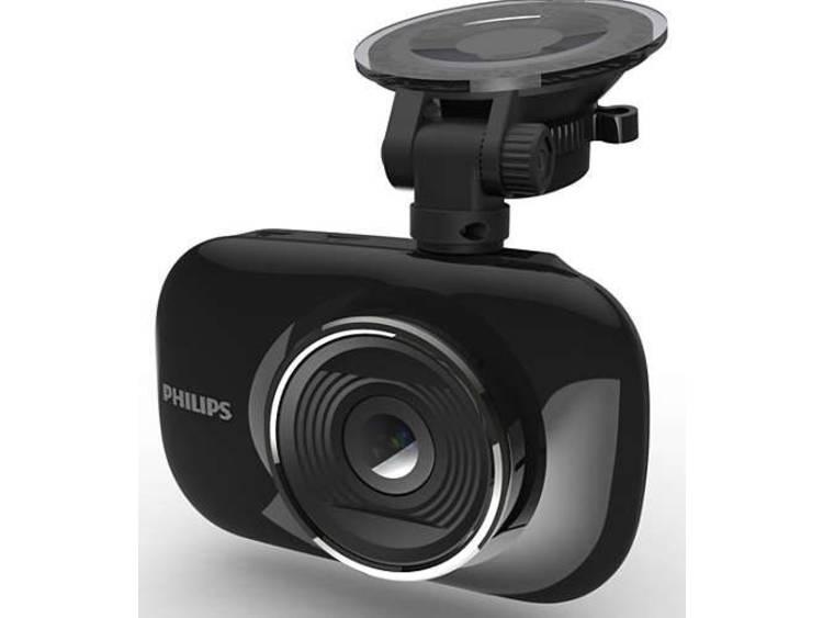 Philips ADR820 Dashcam Kijkhoek horizontaal (max.) 140 ° Achteruitrijcamera, Display