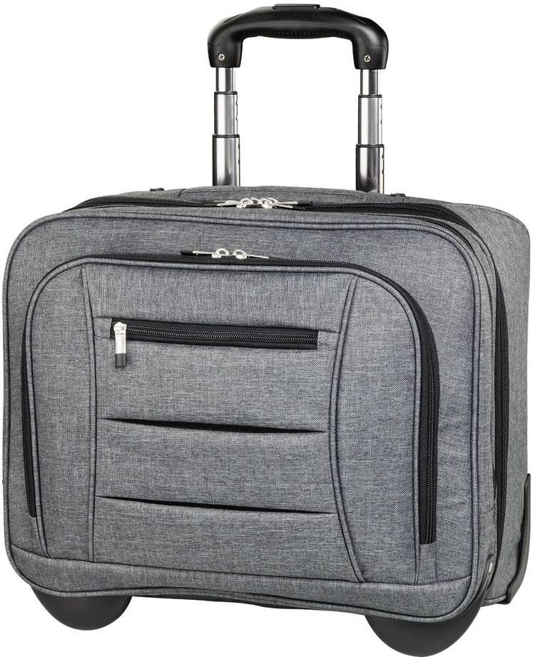 Image of Hama Business Laptop trolley Geschikt voor max.: 39,6 cm (15,6) Grijs