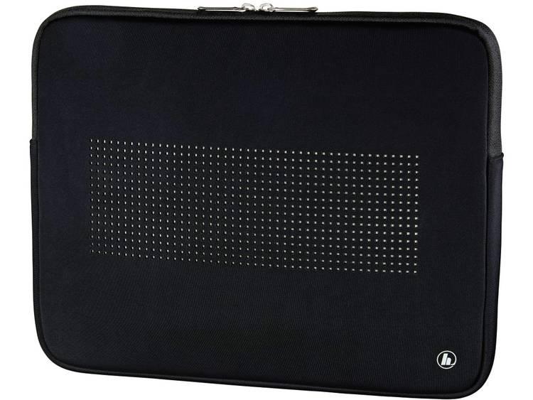 Hama NB-SLE Neoprene 15.6 Si Laptophoes Geschikt voor maximaal (inch): 39,6 cm (15,6) Zwart, Zilver
