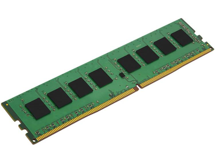 PC-werkgeheugen module Kingston KVR24E17S8/4 KVR24E17S8/4 4 GB 1 x 4 GB DDR4-RAM 2400 MHz CL 17-17-17