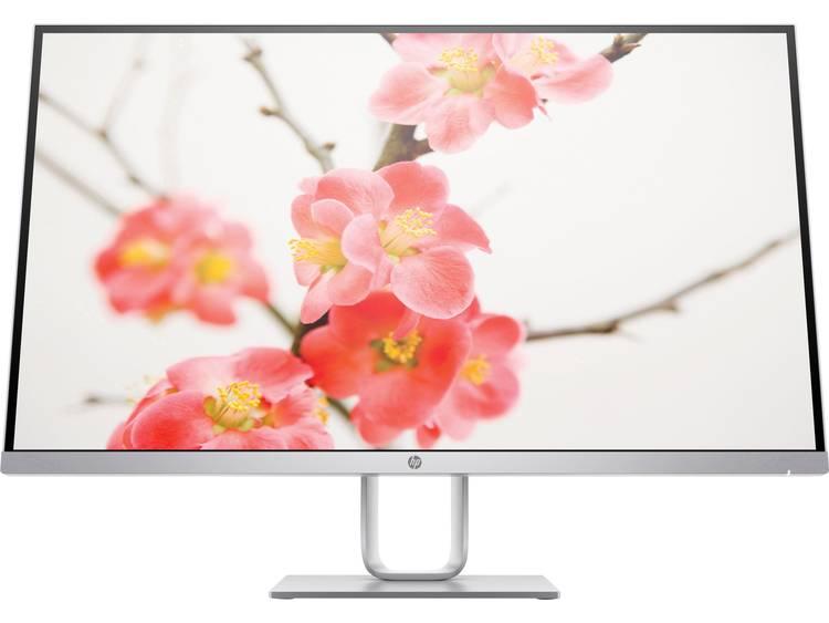 HP Pavilion 27q LED-monitor 68.6 cm (27 inch) Energielabel A (A++ – E) 2560 x 1440 pix WQHD 5 ms HDMI, DisplayPort, Hoofdtelefoon (3.5 mm jackplug) PLS LED