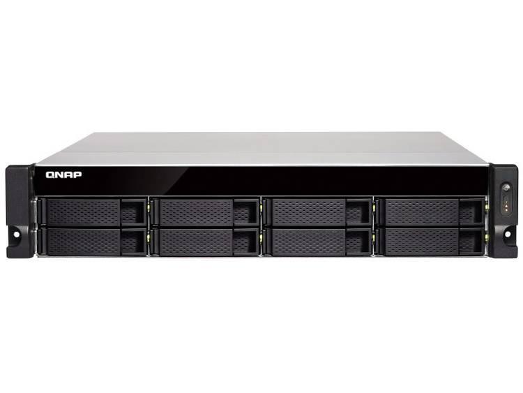 QNAP TS-863XU-RP-4G NAS-serverbehzuizing