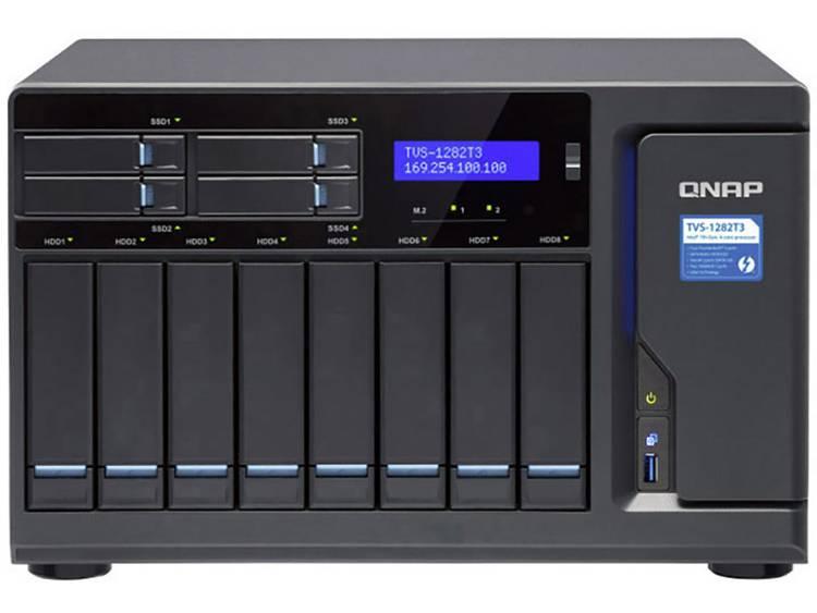 QNAP TVS-1282T3-I5-16G NAS-serverbehzuizing 2x M.2 slot