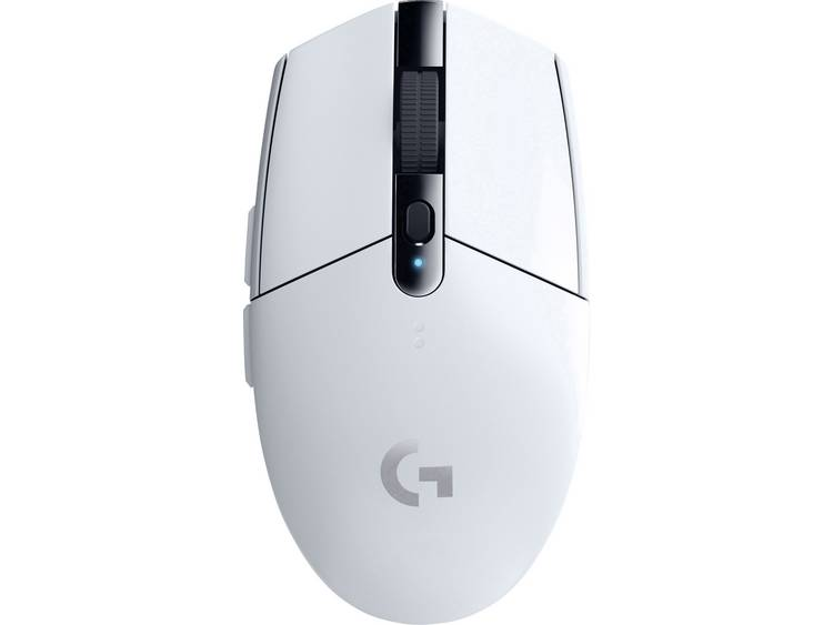 Logitech Gaming G305 Draadloze game-muis Optisch Wit