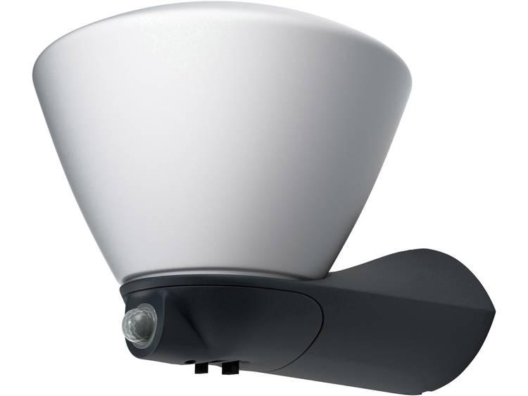 Buiten LED-wandlamp met bewegingsmelder Donkergrijs 7 W OSRAM Endura Style Lantern Bowl Sensor 40580