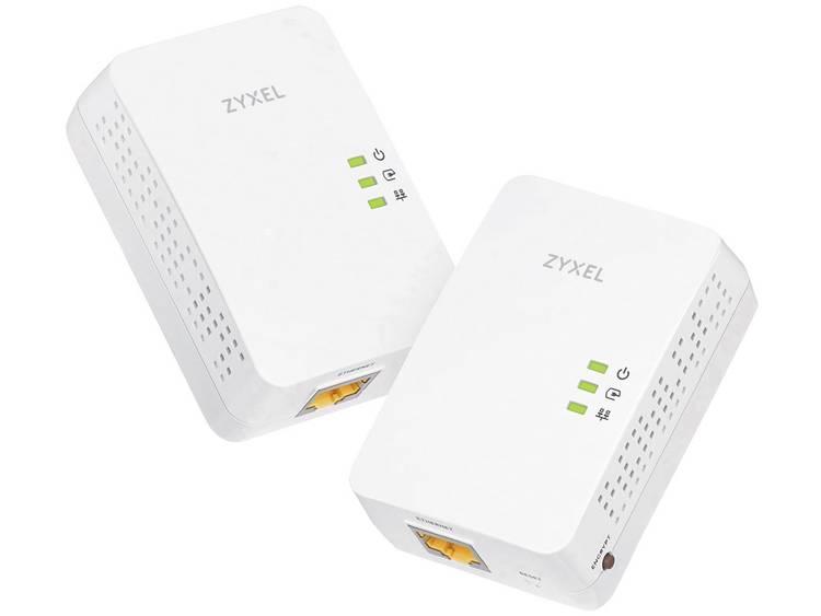 ZyXEL PLA5405 v2 Powerline netwerkkit 1.3 Gbit/s