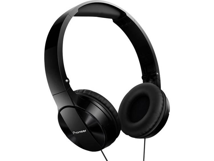 Pioneer SE-MJ503K Hoofdtelefoon Zwart