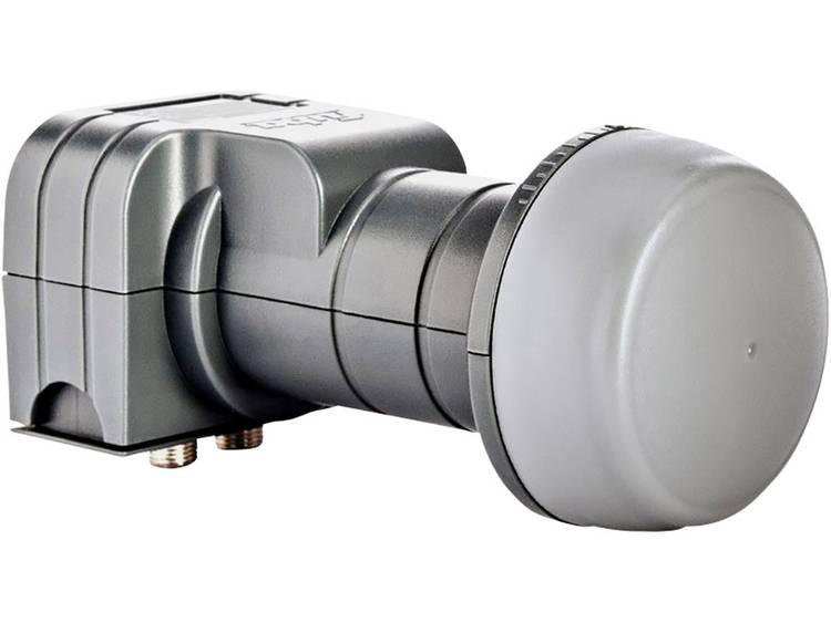 fuba DEK 217 Twin LNB Aantal gebruikers: 2 Feed-opname: 40 mm