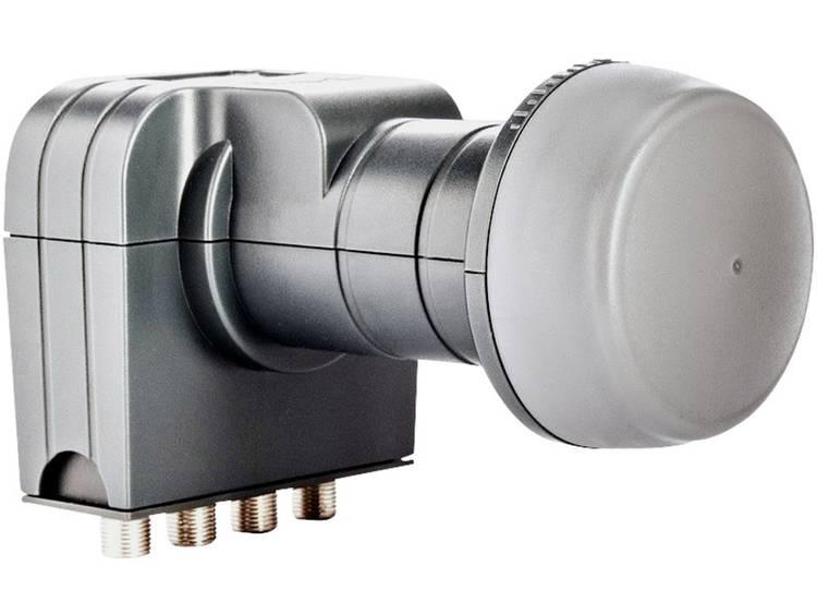 fuba DEK 417 Quattro-LNB Aantal gebruikers: 4 Feed-opname: 40 mm met switch