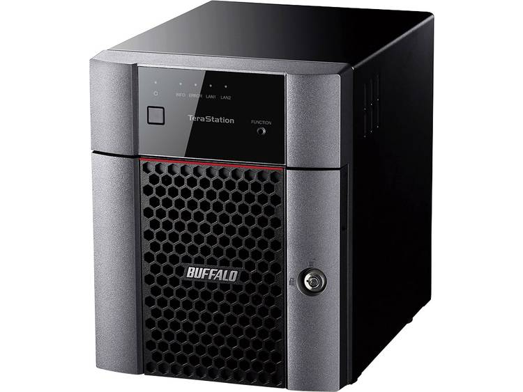 Buffalo TeraStation⢠3410 TS3410DN0404-EU NAS-server 4 TB