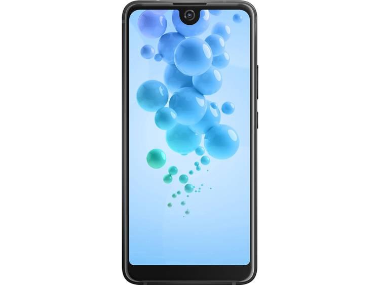 WIKO View 2 Pro 4G Hybrid-SIM LTE Dual-SIM smartphone 15.2 cm (6 inch) 1.8 GHz Octa Core 4 GB 16 Mpix, 16 Mpix Android 8.0 Oreo Antraciet