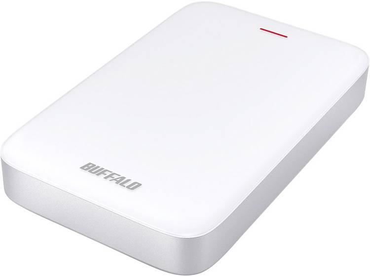 Buffalo MiniStation⢠Thunderbolt 1 TB Externe harde schijf (2.5 inch) Thunderbolt, USB 3.0 Zilver
