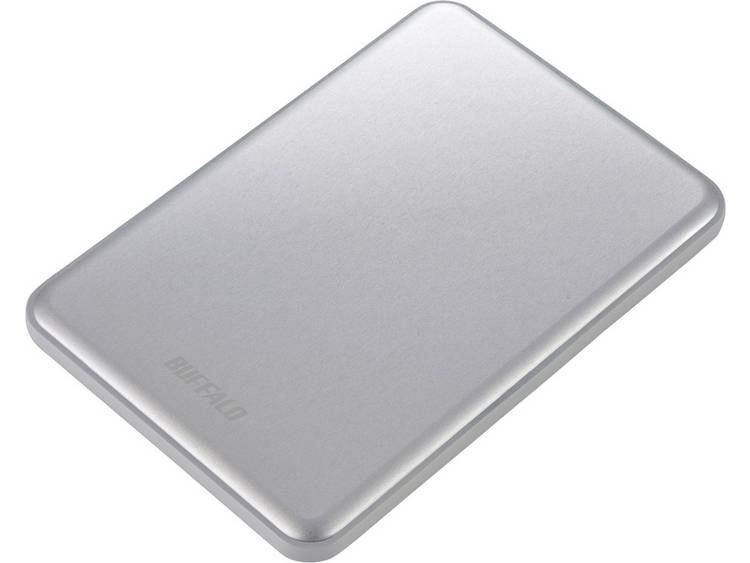 Buffalo MiniStation⢠Slim 2 TB Externe harde schijf (2.5 inch) USB 3.0 Zilver