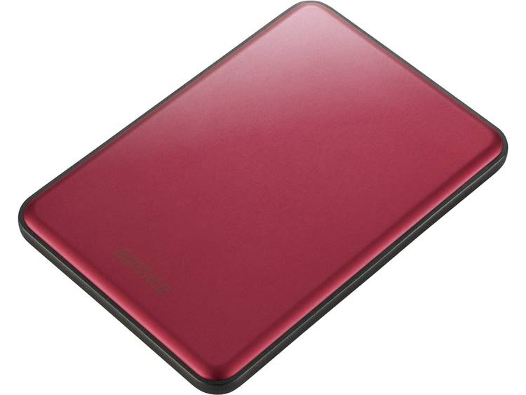 Buffalo MiniStation⢠Slim 2 TB Externe harde schijf (2.5 inch) USB 3.0 Rood