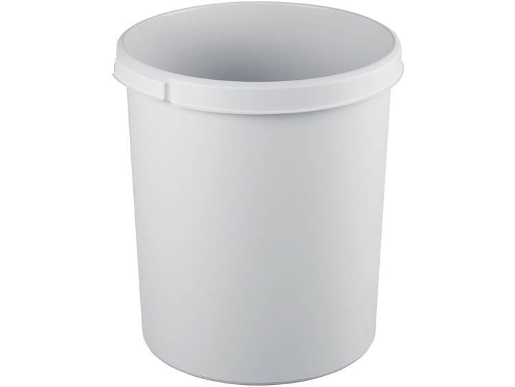 Papierbak Han 30 liter standaard lichtgrijs